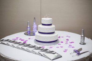 Wedding reception, wedding, wedding cake, banquet hall in alton il, wedding reception in alton il